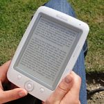 To find e-book reading software for blind persons