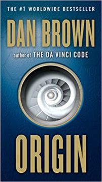 origin dan brown cover