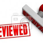 The importance of being reviewed