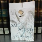 Safe & Sound by T.S. Krupa in an Italian library