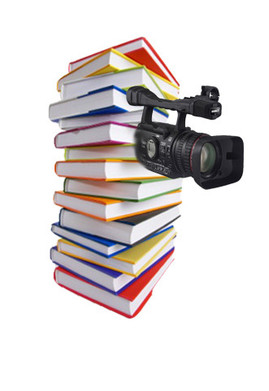 video book promotion
