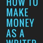 How to write ebooks and get paid